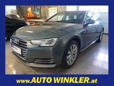 gebraucht Audi A4 Avant 2,0TDI Design S-tron Businesspaket/Navi/PDC