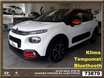 used Citroën C3 EAT6 Shine >TOP GEPFLEGT NAVI<