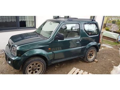 used Suzuki Jimny Grundausstattung