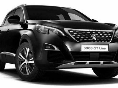 gebraucht Peugeot 3008 1.5 BlueHDi 130 Aut GT-Line LED 18Z Kam SHZ