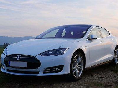 gebraucht Tesla Model S 85 Limousine,