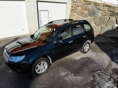 gebraucht Subaru Forester 2,0D XS Comfort