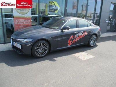 used Alfa Romeo Giulia Super 2.0 200PS ATX RWD Limousine