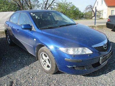gebraucht Mazda 6 Sport CD120 Evolution II TD Limousine