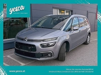 gebraucht Citroën Grand C4 Picasso BlueHDI 120 S&S 6-Gang Feel Edition Feel Edition