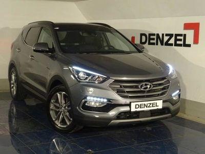 gebraucht Hyundai Santa Fe Santa FePlatin 2,2