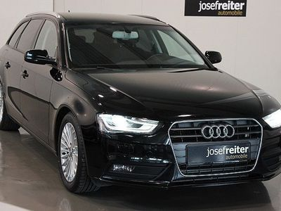 used Audi A4 Avant 2,0 TDI DPF
