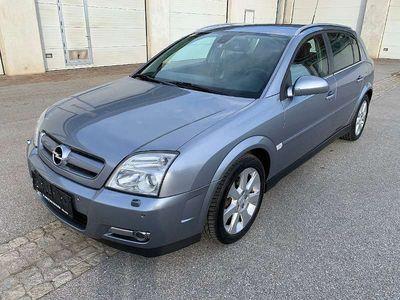 gebraucht Opel Signum 3,2 V6 24V Sport Aut. Limousine,
