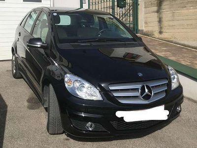 gebraucht Mercedes B170 B-KlasseLimousine