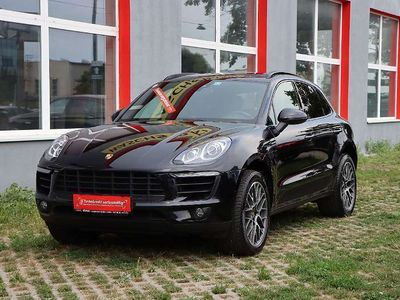 gebraucht Porsche Macan S Diesel | 94TKM | 1-BESITZER | SUV / Geländewagen