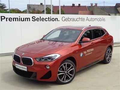 gebraucht BMW X2 sDrive 18d M Sport Aut. SUV / Geländewagen,