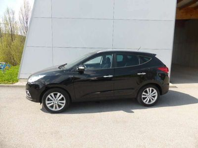 gebraucht Hyundai ix35 2,0 CRDi Premium 4WD