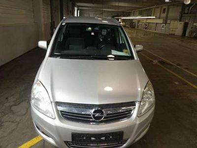 gebraucht Opel Zafira 1,7 CDTI Edition DPF