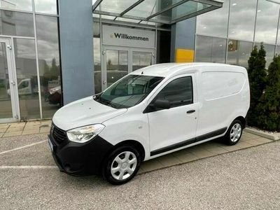 gebraucht Dacia Dokker Van SCe 100 S&S Euro 6 Transporter / Kastenwagen