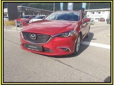 gebraucht Mazda 6 SPC CD150 AWD Attraction