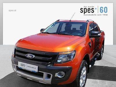gebraucht Ford Ranger WILDTRAK 3.2TDCI Doppelkabine