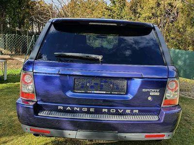 gebraucht Land Rover Range Rover Sport V8 SUV / Geländewagen