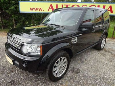 gebraucht Land Rover Discovery 4 2,7 TdV6 SE Aut. SUV / Geländewagen