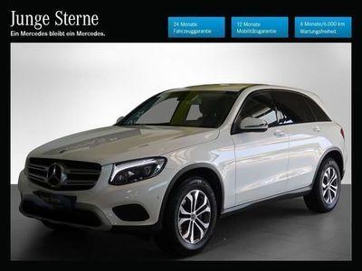 gebraucht Mercedes 220 GLC-Klasse GLC4MATIC Aut. SUV / Geländewagen,