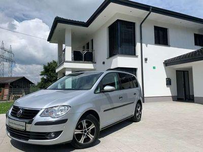 gebraucht VW Touran 1,9 TDI**Xenon/**SERVICEGEPFLEGT ** Kombi / Family Van