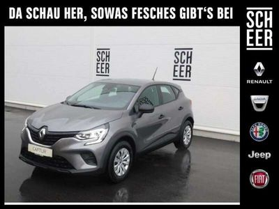 gebraucht Renault Captur LIFE TCe 100