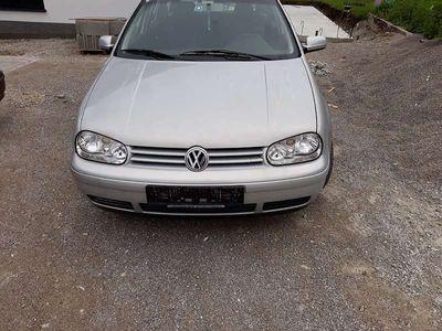 gebraucht VW Golf Variant Rabbit TDI Kombi / Family Van