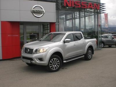 brugt Nissan Navara Double Cab 4x4 2,3 dCi N-Connecta