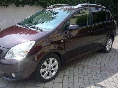gebraucht Toyota Verso Kombi / Family Van