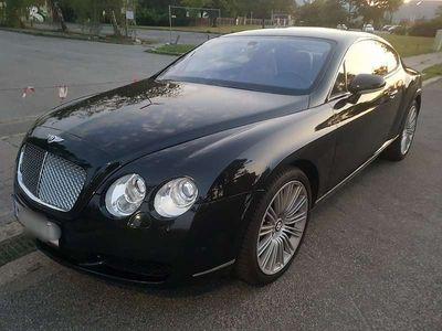 gebraucht Bentley Continental GT ///Sammlerzustand/// Sportwagen / Coupé
