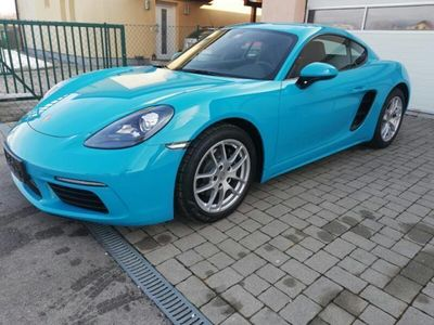 gebraucht Porsche 718 Cayman Cayman !!PRIVATVERKAUF!!
