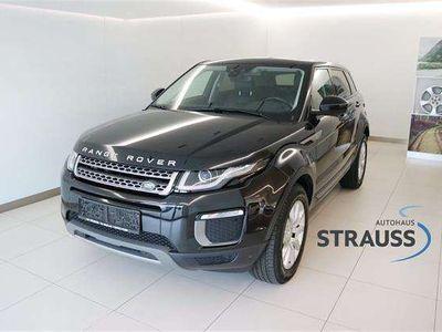 gebraucht Land Rover Range Rover evoque SE 5T 2.0TD 150PS AUT