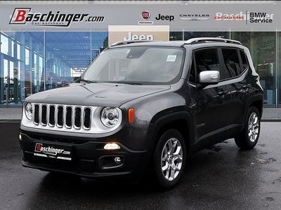 used Jeep Renegade 120 Mjet 1.6 Limited Infotainment/Funktions/Sicht