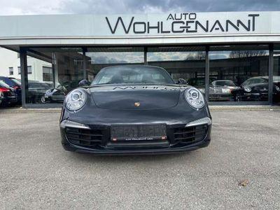 gebraucht Porsche 911 Carrera Cabriolet 991 DSG