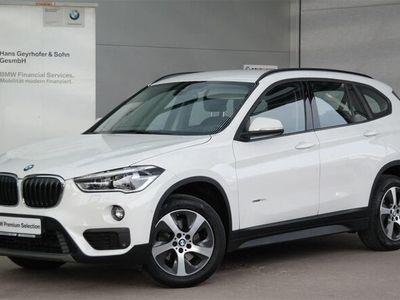 gebraucht BMW X1 sDrive18i