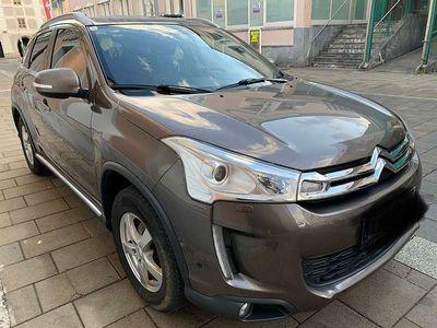 gebraucht Citroën C4 Aircross SUV / Geländewagen