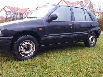 gebraucht Daihatsu Charade 4WD CXF Allrad Klein-/ Kompaktwagen