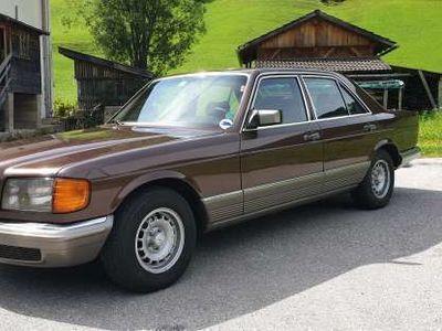 gebraucht Mercedes 500 SE W126