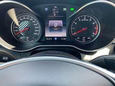 gebraucht Mercedes C43 AMG AMG -Klasse Coupe Allrad (C205) 4Matic Aut.