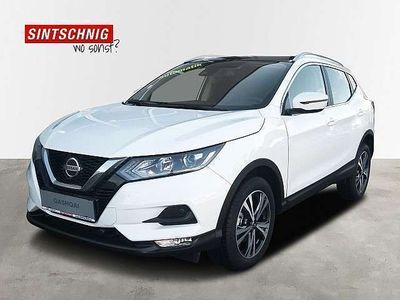 gebraucht Nissan Qashqai 1,5 dCi N-Way Aut. SUV / Geländewagen,