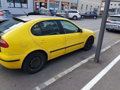 gebraucht Seat Leon 1.9 Tdi Mit Klima 110Ps Limousine