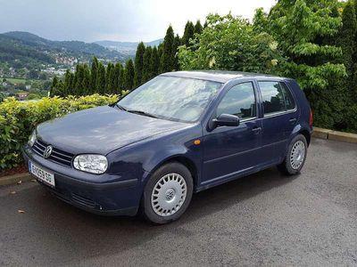 gebraucht VW Golf IV Golftürig Klein-/ Kompaktwagen
