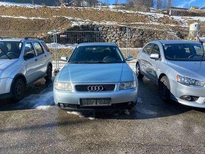gebraucht Audi A3 1,9 Attraction TDI quattro