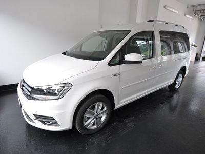 gebraucht VW Caddy Maxi Comfort TDI 4MOTION