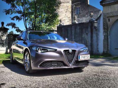 gebraucht Alfa Romeo Giulia Super 2.0 Limousine
