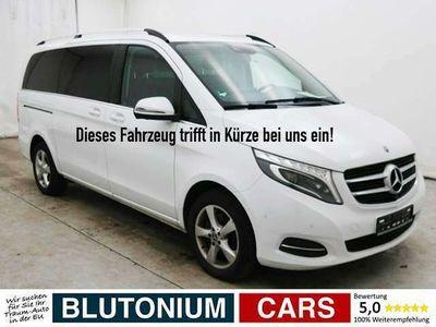 gebraucht Mercedes V250 d 4MATIC lang Avantgarde EDITION V-Klasse 360*AHK