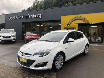 gebraucht Opel Astra 4 Turbo Ecotec Österreich Edition Start... Limousine