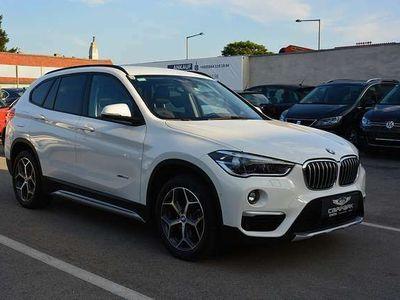 gebraucht BMW X1 X1xDrive18d xLine | Automatik | Navi | xLine