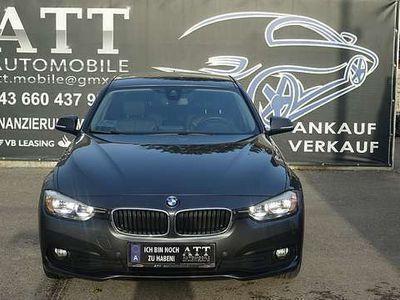 gebraucht BMW 320 320 d EfficientDynamics Advantage Aut.