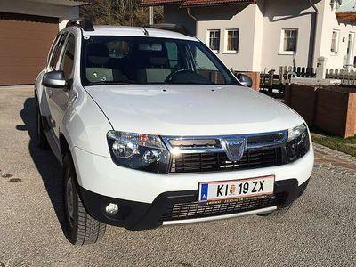 gebraucht Dacia Duster Laureate dCi 110 4WD SUV / Geländewagen
