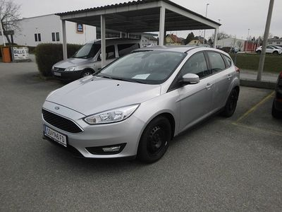 gebraucht Ford Focus 1,5 TDCi ECOnetic Trend